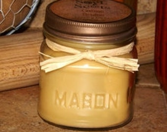 Creme Brulee Country Kitchen Candle
