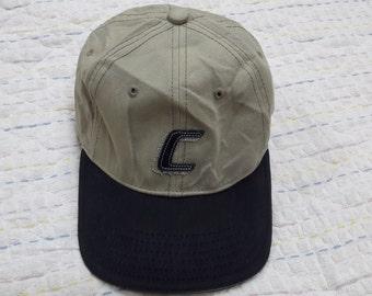 vintage CHAPS RALPH LAUREN cap adjustable size 58 cm