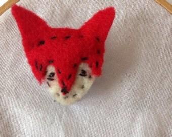 Foxy Lady pin