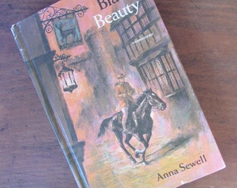 Black Beauty Anna Sewell Vintage Golden Press Unabridged