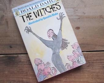 Roald Dahl Witches Young Adult Fiction Juvenile Fiction