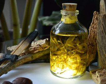 """Natural medicinal perfumes: """"Expansion"""""""