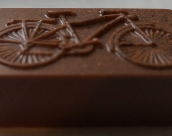 Brown Bicycle Natural Goat's Milk & Oatmeal Soap