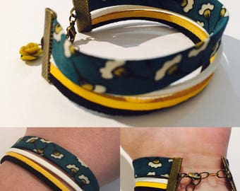 Leather strap and liberty