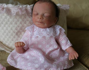 "10"" reborn baby girl ROSIE"