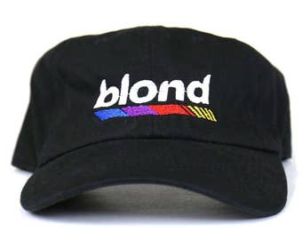 BLOND dad hat frank ocean