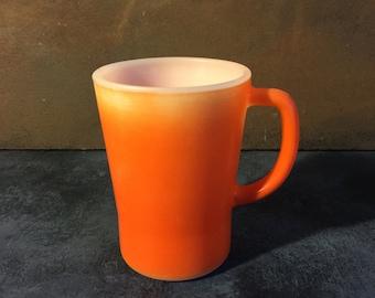 vintage Pyrex coffee mug, food photography prop, food styling prop