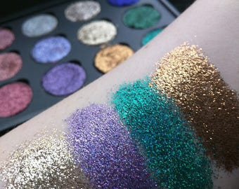 Vanity Pool Glitter Palette