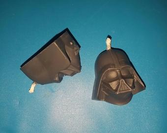 Darth Vader Candles