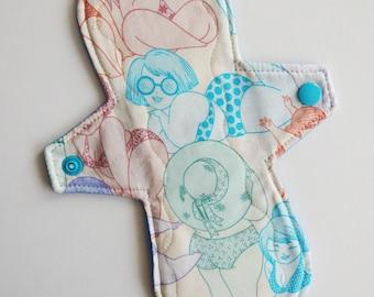 9-inch Light Cloth Pad Miss Moon