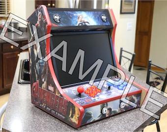 Bartop Arcade Cabinets