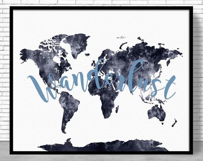 World maps mix artprintzone wanderlust decor world map print wanderlust poster wanderlust art wanderlust print wanderlust wall art wanderlust christmas gumiabroncs Image collections