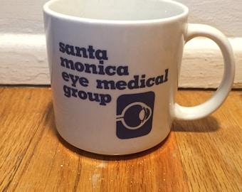 santa monica eye medical group mug