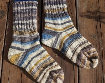 Forest and floor socks