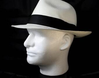 "Panama HAT "" Genuine Ecuador "" - 100% handmade with TOQUILLA STRAW"