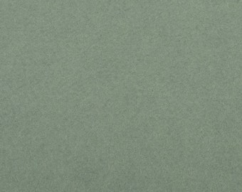 Craft felt - blue green / pale green 1 mm 40 x 45 cm