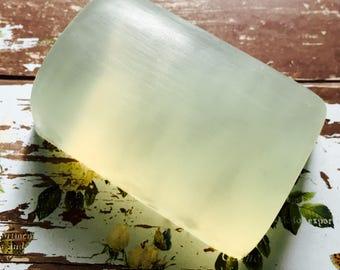 Aloe soaps
