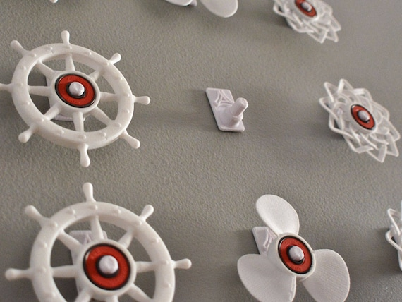 Wall Display Mount For Fidget Spinner