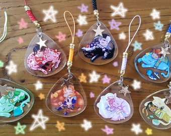 Voltron ~Sweet Dreams~ Charms!!