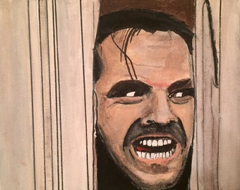 "Jack The Shining ""Here's Johnny"""