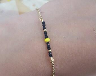 Bracelet fine gold