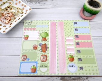 TN or Personal size Spring Garden kit