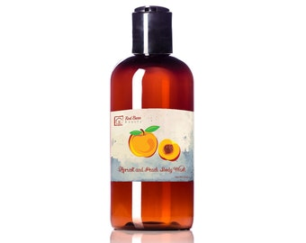 Apricot and Peach Body Wash