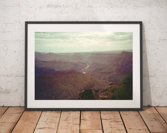 Grand Canyon in 35mm Film, Art Prints, Landscape Photography