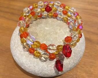 Citrus Sunshine Bracelet