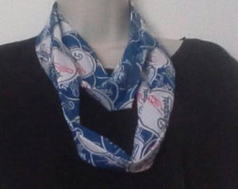 Los Angeles Dodgers Infinity Style Scarf