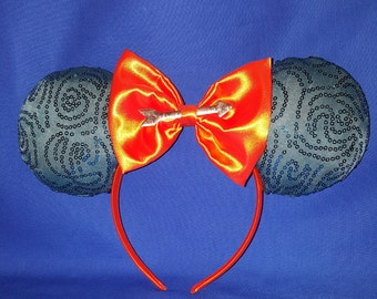Brave Minnie Mouse Ears