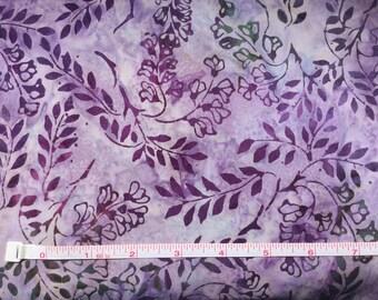 Serendipity 2 Batik Flower Patch - Petunia