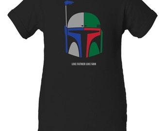 Star Wars Onesie Boba Fett & Jango Fett (Like Father Like Son) Bodysuit