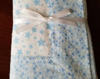 Double Flannel Receiving Blankets