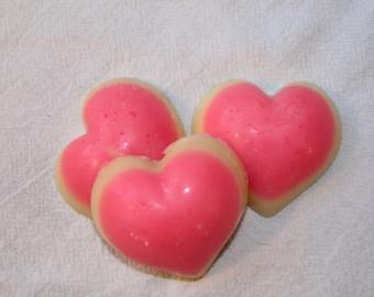 Moisturizing Sweet Hearts Bath Melt