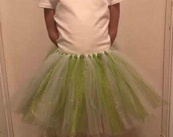 Girl's Tinkerbell Tutu