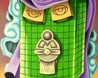 Mysterio Gumball Machine
