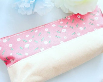 Cute Fabric Pencil Case