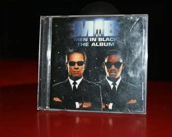 Men In Black 1997 Movie Soundtrack De La Soul A Tribe Called Quest Destiny's Child Will Smith Alicia Keys Ginuwine Snoop Doggy Dogg