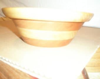 Wood Salad  Bowl #41 free shipping