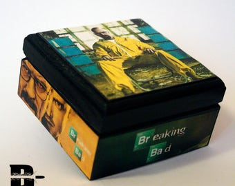 Breaking Bad Keepsake Box