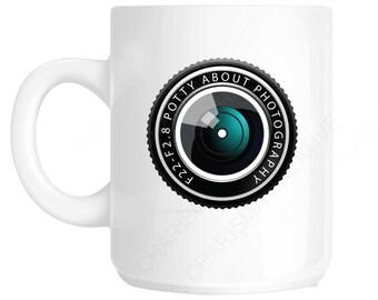 Photography Novelty Fun Mug CH175