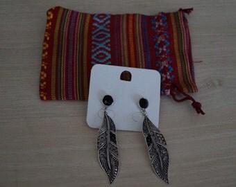 Earrings chic woman jewelry