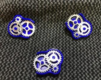 3D Printed Gear Fidget Toy