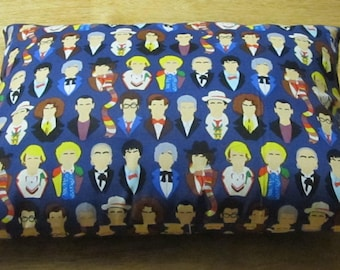 Doctor Who Pillow