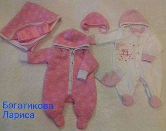 "Set for newborn ""Little star """