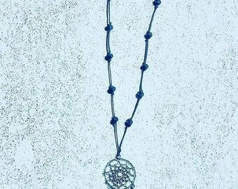 Handmade Dreamcatcher Necklace