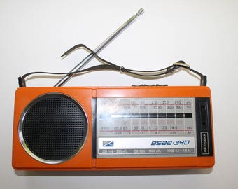 Radio VEGA-340. USSR