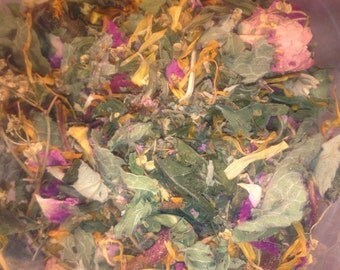 8 Summer Flower Tea