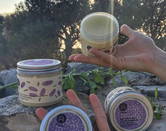 AZENA Body Butter - with fennel and lavander